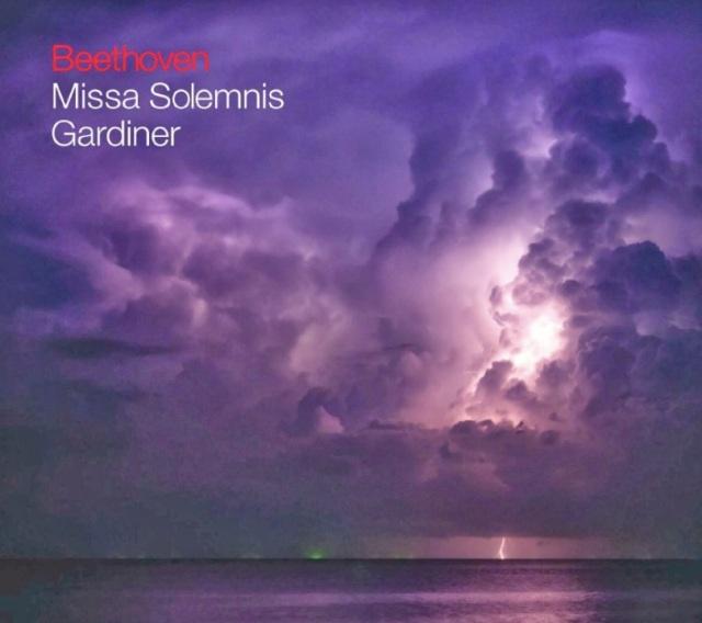 Beethoven: Missa Solemnis, John Eliot Gardinder, Monteverdi Choir ©SGD
